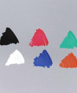 Whiteboard marker kleuren