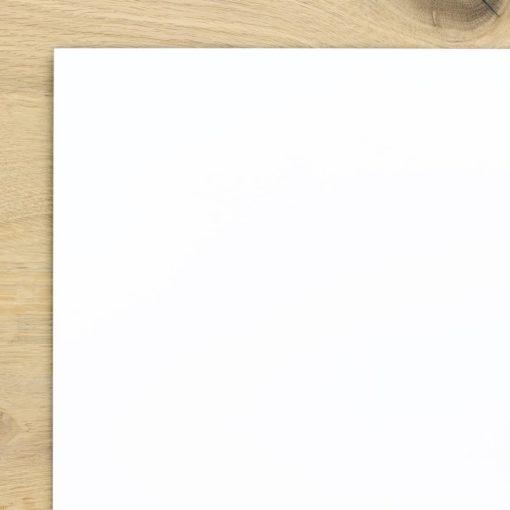 Whiteboard wit op maat